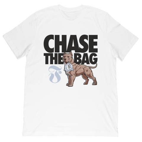 Fresh Out -  Chase The Bag Tee