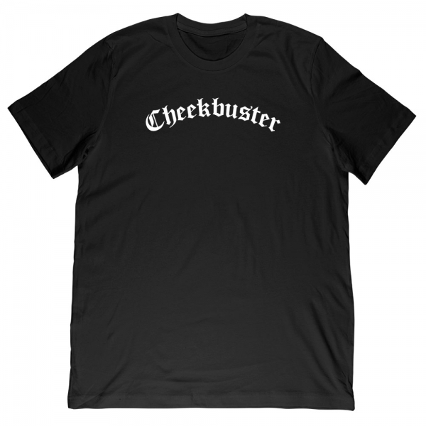Fresh Out - OE Cheekbuster Tee - Black