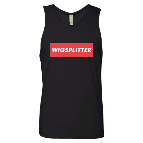 Fresh Out - Wigsplitter Tank - Black